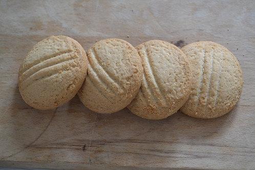 sablé au citron bio vrac zéro déchet biscuiterie bio pain de belledonne bio sucre équitable huile essentielle de citron bio