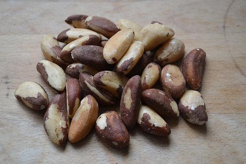 Noix du brésil bio en vrac zéro déchet noix du brésil bio fruits à coque bio