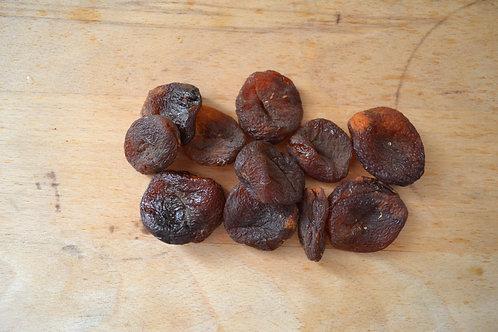 abricot sec bio en vrac zéro déchet abricot brun séché bio fruits secs bio épicerie sucrée bio