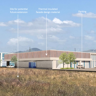 Hyper-Scale Data Centre Design and Facility Planning