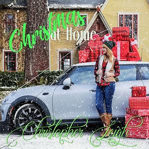 Christmas at Home album cover artwork.jp