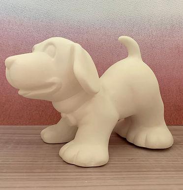 Playful Puppy Bank