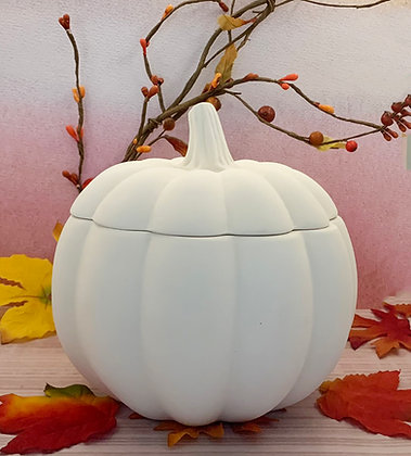 Pumpkin Box, Decoration or Centerpiece