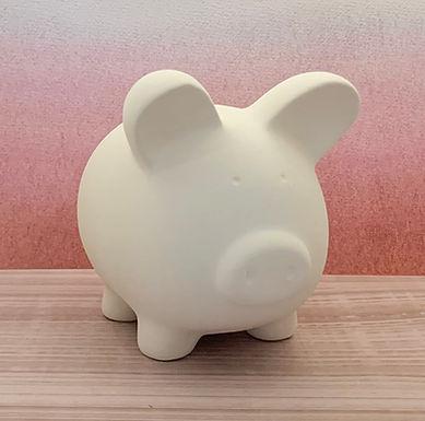 Cute Small Piggy Bank