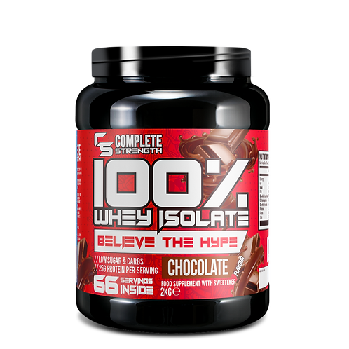 WHEY - ISOLATE - 2 KG