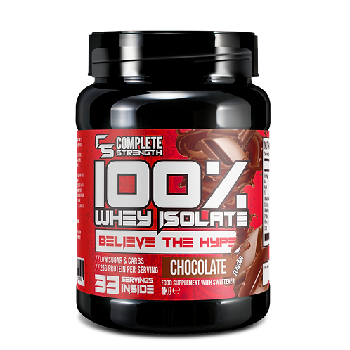 WHEY - ISOLATE - 1 KG
