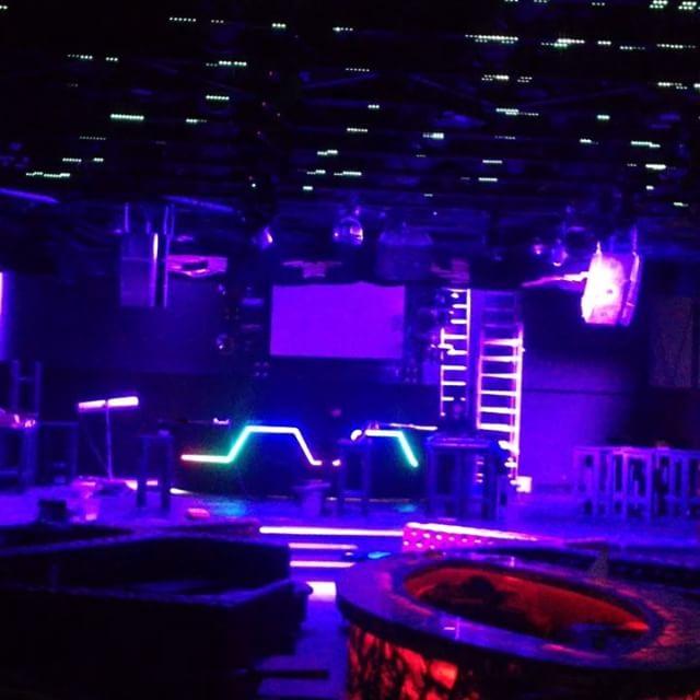 DYNA Club Md proses ışık teknoloji