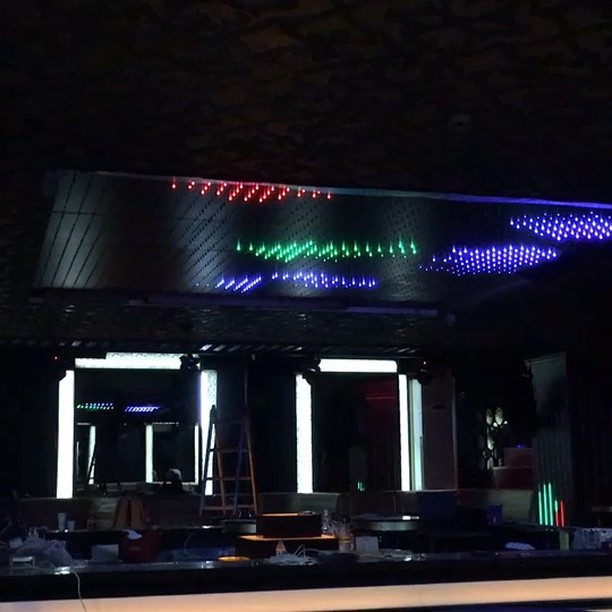 Majestueux Club İst MD Pixel Led