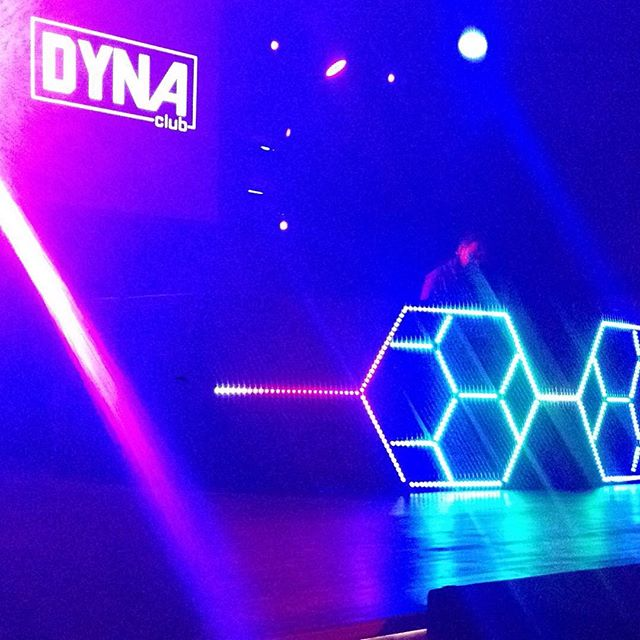 DYNA Club MD Pixel Led