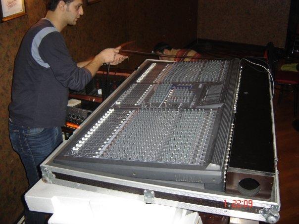 Profesyonel Ses Sistemleri