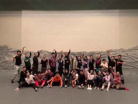 「ダンス・アーカイヴ in JAPAN2018終演!ありがとうございました!!!!」