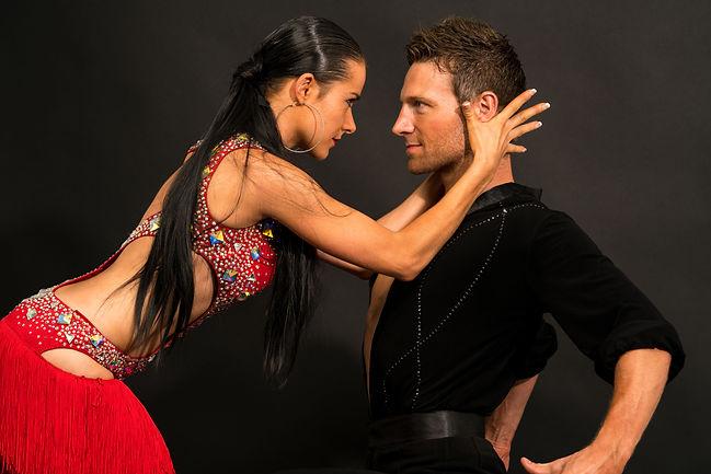 Tanzshow, Showpaar, Lateintanz, Tanzpaar, Corina Masciadri, Marc Aeschlimann