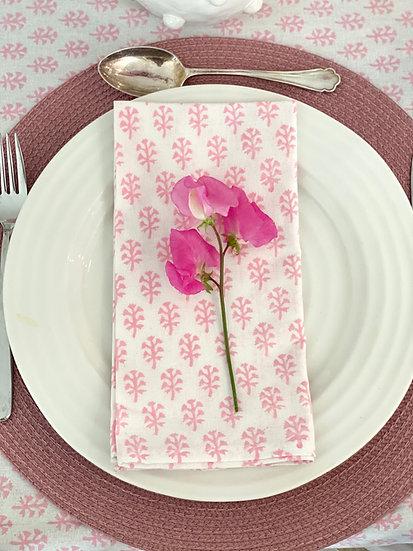 Blossom Pink Clove Napkins
