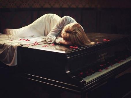 """""""Лакримоза"""", трогающая до слёз или боль размером с сердце."""