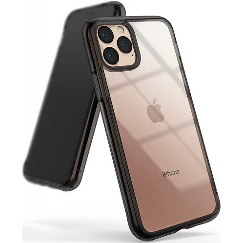 Чехол Ringke Fusion для Apple iPhone 11 Pro Мах SMOKE BLACK