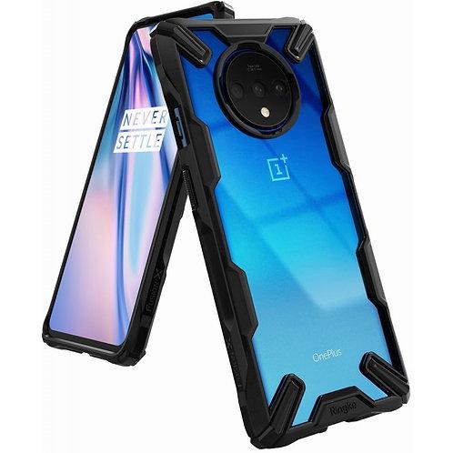 Чехол Ringke Fusion X для OnePlus 7T Black