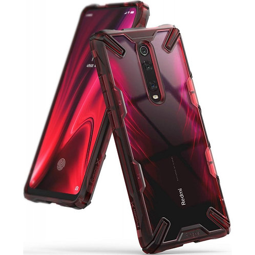 Чехол Ringke Fusion X для XIAOMI Mi 9T Ruby Red