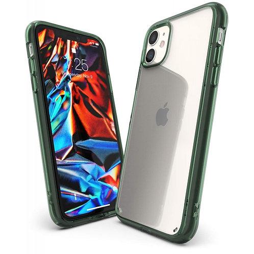 Чехол Ringke Fusion для Apple iPhone 11 Pine Green