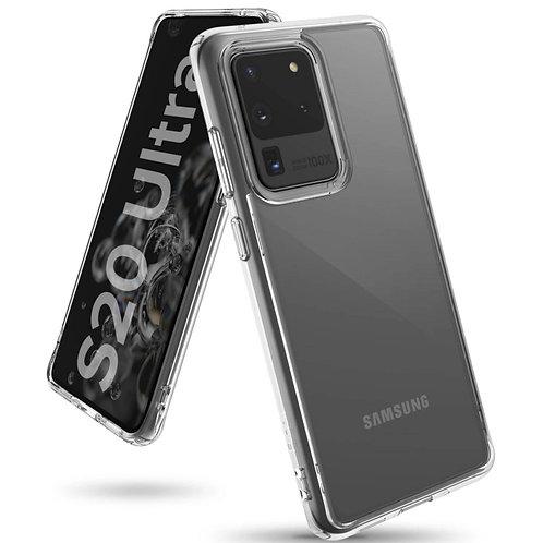 Чехол Ringke Fusion для Samsung Galaxy S20 Ultra Clear