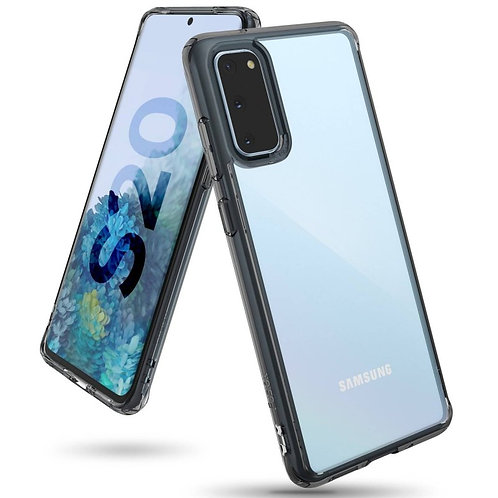 Чехол Ringke Fusion для Samsung Galaxy S20 SMOKE BLACK