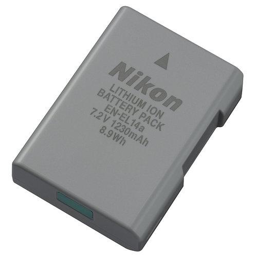 Аккумулятор Nikon EN-EL14/14a