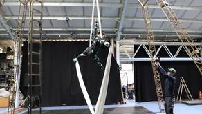 Captura de artistas de circo para la experiencia de Realidad Virtual
