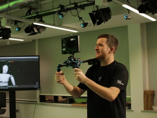 Southern Regional College: Creating a Mocap, VP & VFX Lab for Creative Industry Students