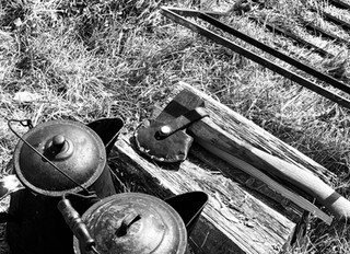 The Haversack of Death: A Gear Review from the Civil War Era