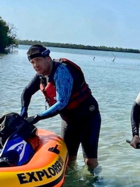 Florida Keys Coastal Survival Scouting Trip