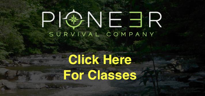 Pioneer Survival Company Wilderness Skills Classes Survival Classes Ohio