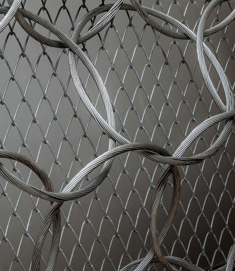 Кольчужная сеть 19 витков 6 контактов
