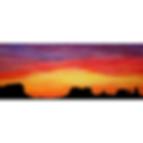 Glowing southwest Sunrise