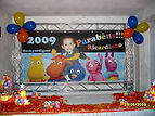 Locação para banner, banner para festa infantil, banner para festa teen