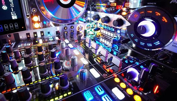 DJ Para Festa Neon SP