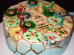 Cake-Settlers