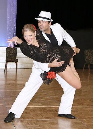 Judyanne and Zeki Asheville Ballroom Instructors