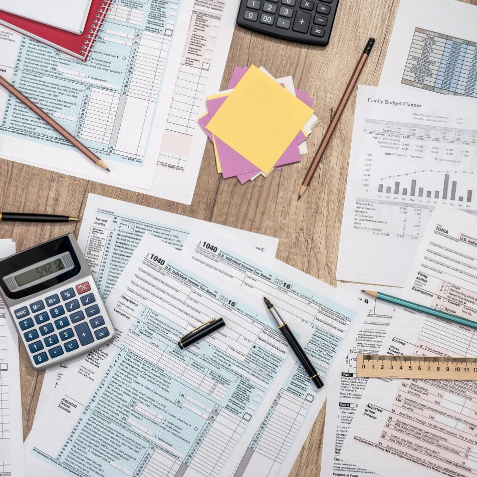 Staying Organized For Tax Season