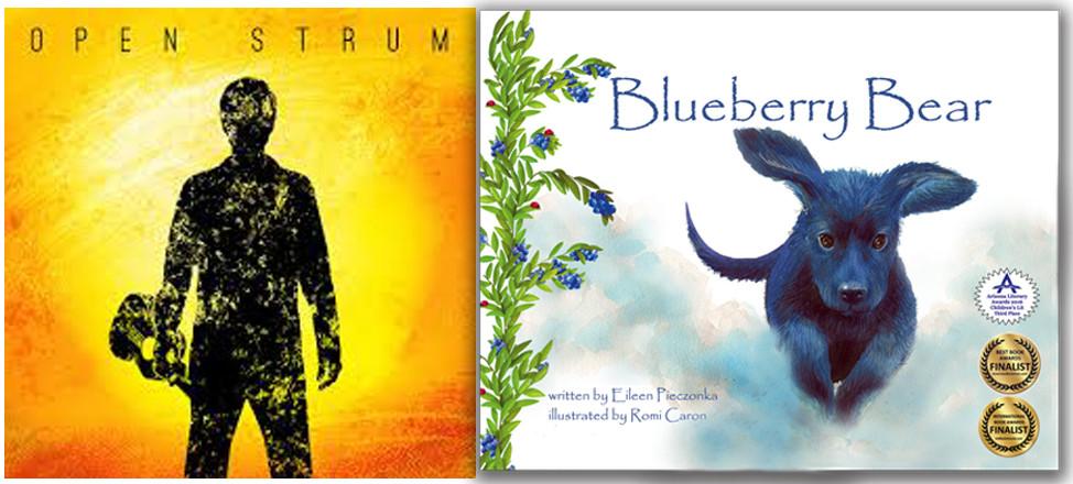 A collaboration between Michel Goguen (Open Strum) and Eileen Pieczonka (Blueberry Bear Tales)