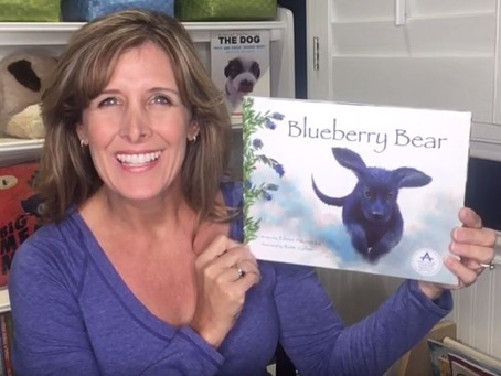 Mamafox Books' Storytime Saturdays Presents Blueberry Bear