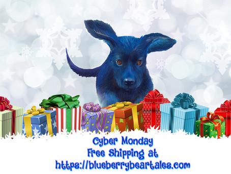 Cyber Blueberry Bear Monday
