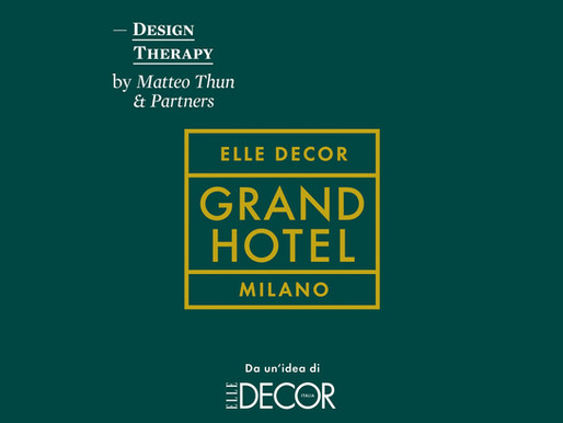 Elle Decor – Grand Hotel – Milano