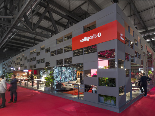 Calligaris - Salone Del Mobile 2018