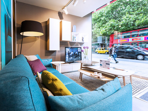 Calligaris - Meet the Flagship Store #LONDON