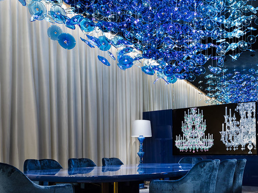 Palazzo Barovier&Toso / showroom / Murano / Venice