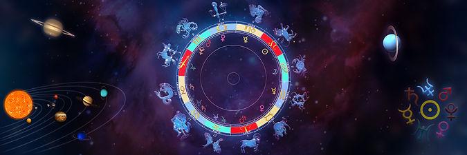 Universo curso astrología