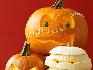 Top 10 Creative Pumpkin Designs!