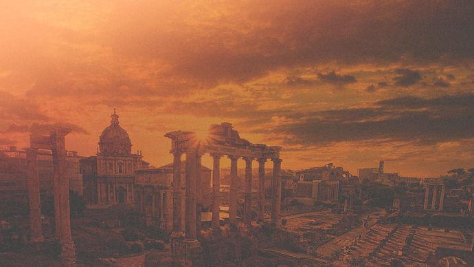 Romans City And Sky.jpg