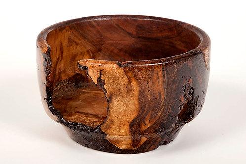 "7.5"" Walnut bowl work of Art"
