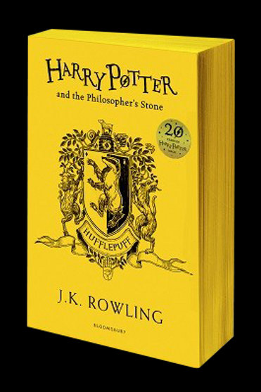 Harry Potter and the Philosopher's Stone - Hufflepuff Edition J. K. Rowling