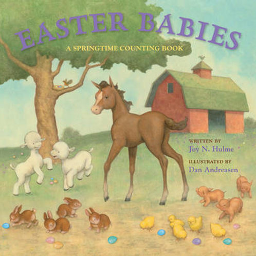 Easter Babies: A Springtime Counting Book (Hardback) Joy N. Hulme